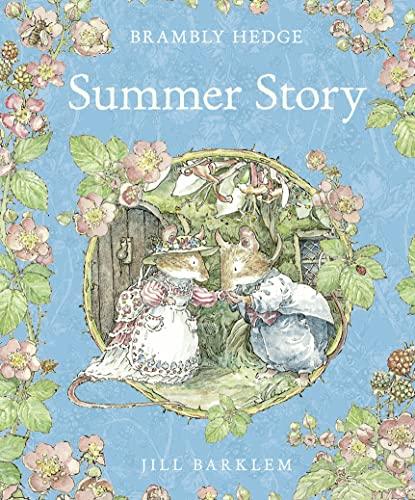 Summer Story (Brambly Hedge) (9780001839236) by Barklem, Jill