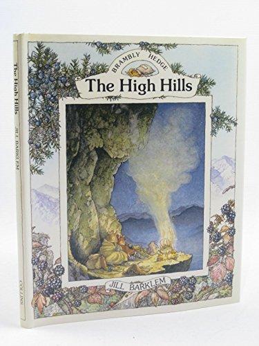 9780001839649: The High Hills