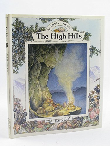 9780001839649: The High Hills