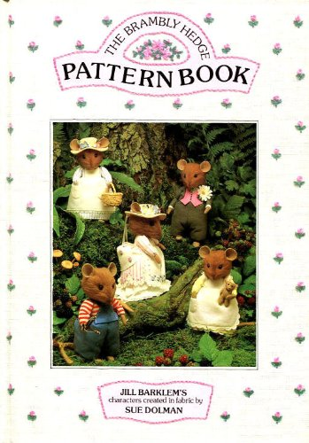 9780001839779: The Brambly Hedge Pattern Book