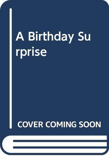 9780001840218: A Birthday Surprise