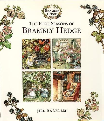 The Four Seasons of Brambly Hedge: Barklem, Jill