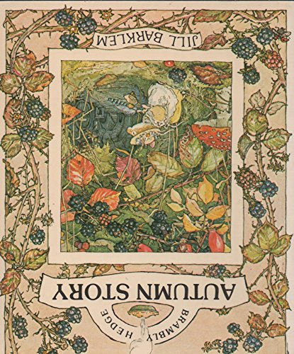 9780001840713: Autumn Story (Bramble Hedge)