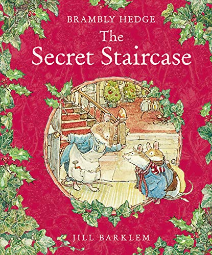 9780001840850: The Secret Staircase (Brambly Hedge)