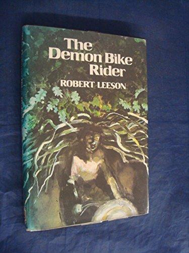 9780001841635: Demon Bike Rider