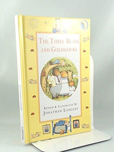 9780001842137: The Three Bears and Goldilocks
