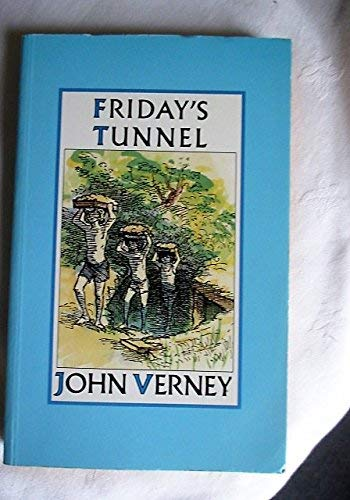 9780001842502: Friday's Tunnel