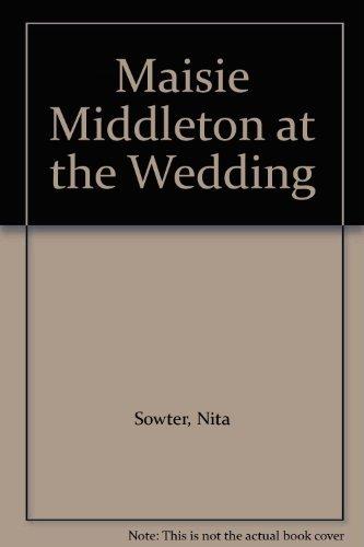 9780001842625: Maisie Middleton at the Wedding