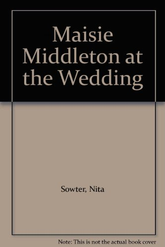 Maisie Middleton at the Wedding (0001842625) by Nita Sowter