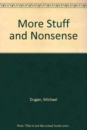 9780001843981: More Stuff and Nonsense
