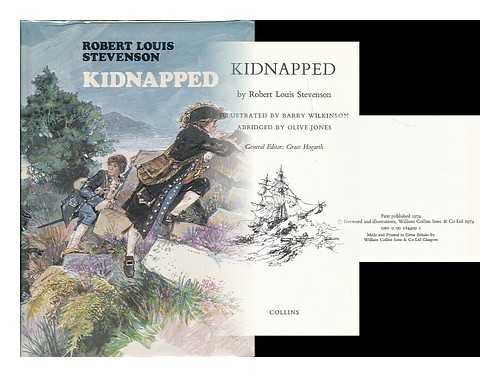9780001844094: Kidnapped (Classics for today)