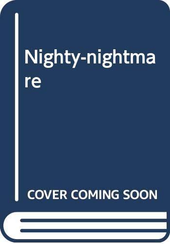 9780001844384: Nighty-nightmare