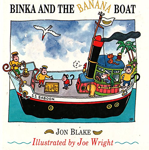 9780001845589: Binka and the Banana Boat