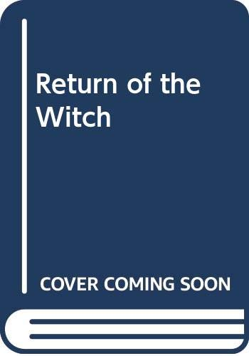 9780001847026: Return of the Witch