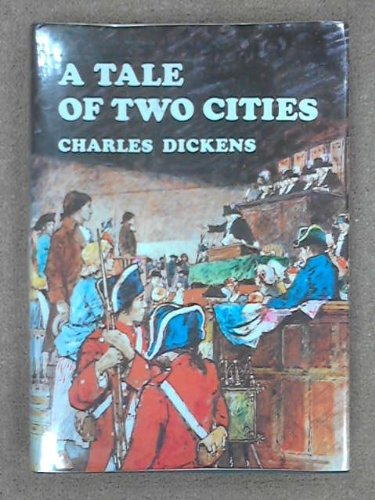 A Tale of Two Cities: Dickens, Charles;Kamm, Josephine(abridger)