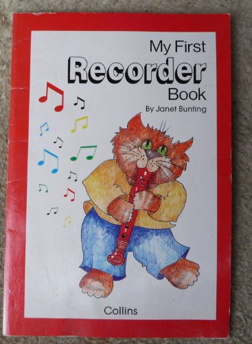 9780001848870: My First Recorder Book