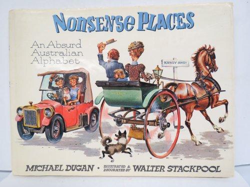 9780001850217: Nonsense places: An absurd Australian alphabet