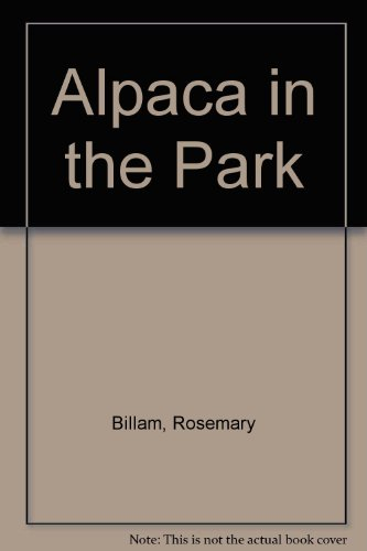 9780001850323: Alpaca in the Park