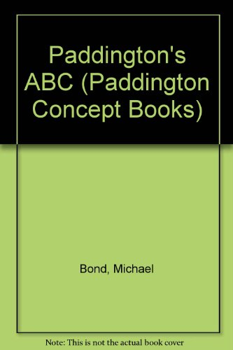 9780001851153: Paddington's abc