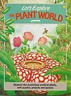 9780001853218: The Plant World (Let's Explore)