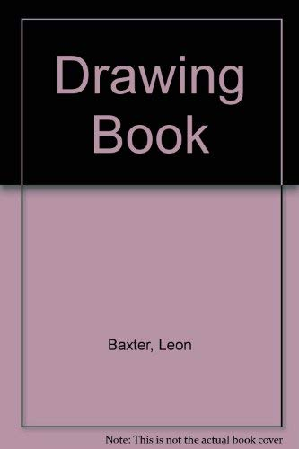 Drawing Book Tpb (0001853287) by Leon Baxter