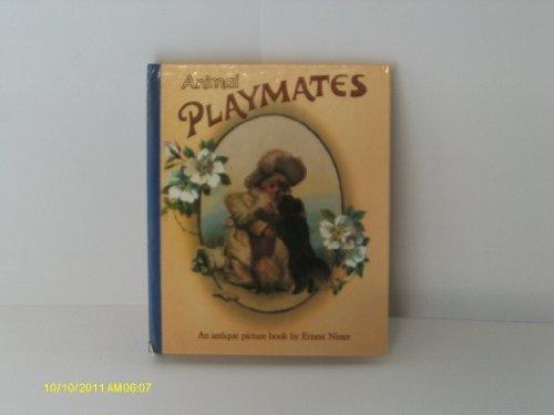 9780001853447: Animal Playmates: Pop-up Book