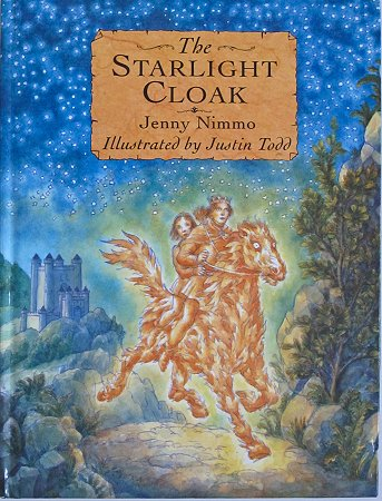 9780001853553: The Starlight Cloak