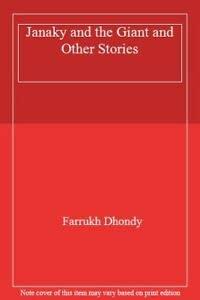 9780001854123: Janacky and the Giant