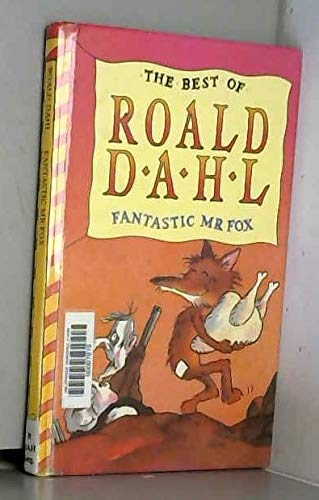 9780001854338: Fantastic Mr Fox (The Best of Roald Dahl)