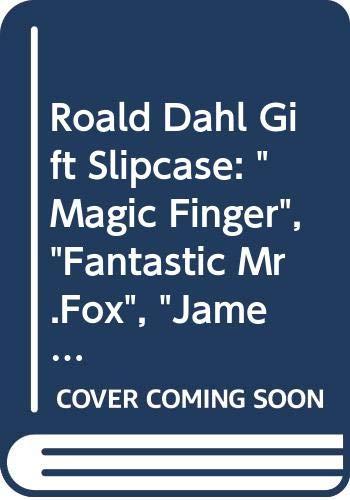 9780001854499: Roald Dahl Gift Slipcase: