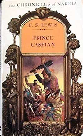 9780001854550: TALES OF NARNIA: Prince Caspian; The Voyage of the Dawn Treader