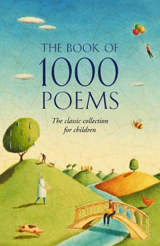 9780001855083: The Book of 1000 Poems: Classic Collection for Children