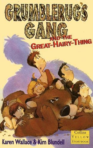 9780001856325: Grumblerug's Gang and the Great-hairy-thing (Collins Yellow Storybooks)