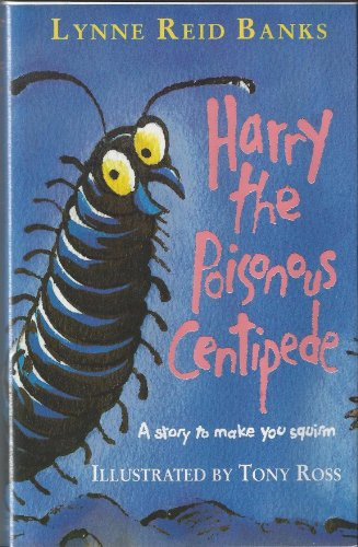 9780001856578: Harry, the Poisonous Centipede (Collins Red Storybooks)