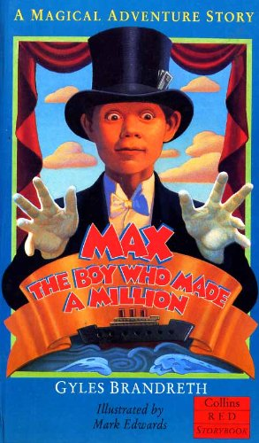 9780001856653: Max, the Boy Who Made a Million (Red Storybook)