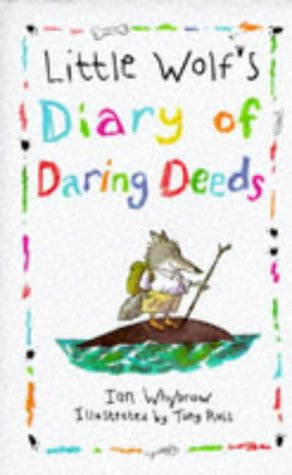 9780001856677: Little Wolf's Diary of Daring Deeds
