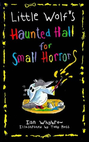 9780001856882: Little Wolf's Haunted Hall for Small Horrors