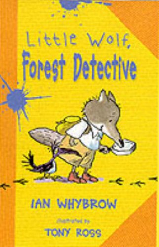 9780001857209: Little Wolf, Forest Detective