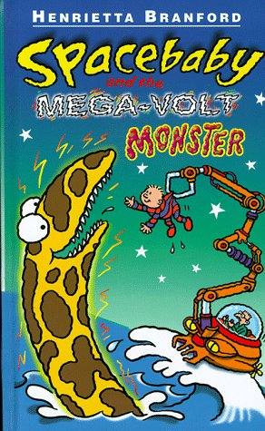 9780001857223: Spacebaby and the Mega-volt Monster
