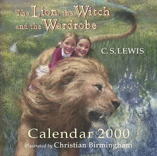 9780001857230: 2000 Narnia Calendar