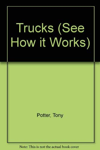 9780001900325: Trucks (See How it Works)