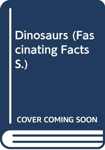 9780001900738: Dinosaurs (Fascinating Facts)