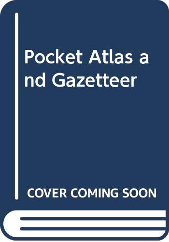 9780001911253: Pocket Atlas and Gazetteer
