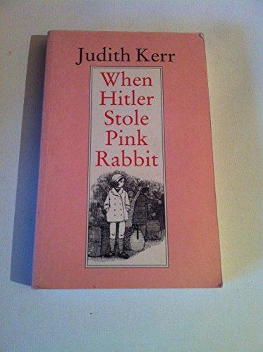 9780001912717: When Hitler Stole Pink Rabbit