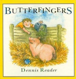 9780001913462: butterfingers.