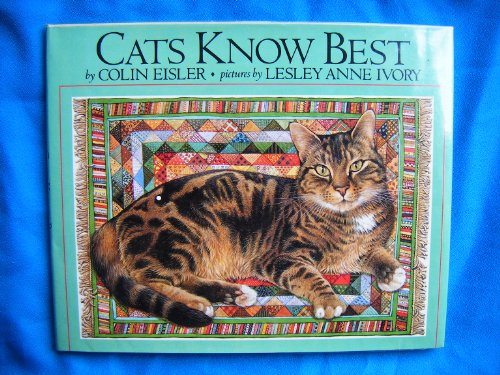 9780001913806: Cats Know Best