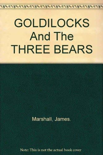 9780001913820: Goldilocks and the Three Bears