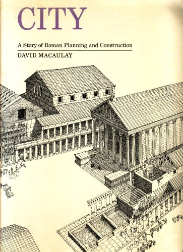 9780001921436: City: A Story of Roman Planning and Construction