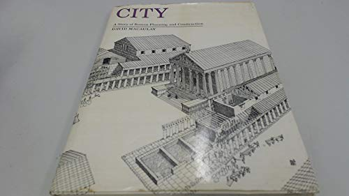 9780001921511: City: A Story of Roman Planning and Construction