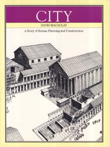 9780001921573: City: A Story of Roman Planning and Construction